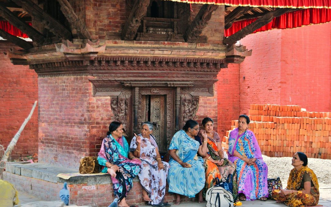 Nepal – toivoa köyhyyden keskelle