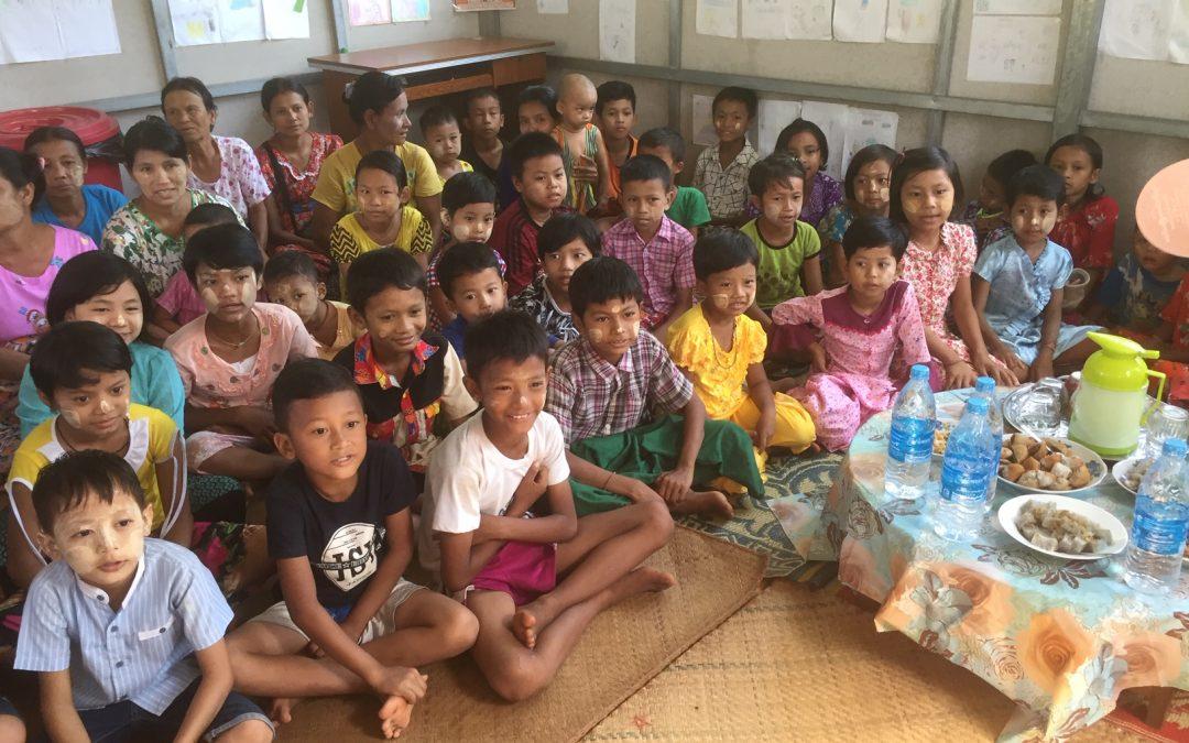 Bisnestiimi Myanmarissa ja Thaimaassa